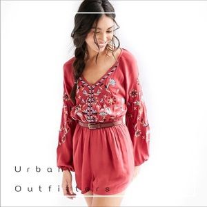 Urban Outfitters Rote' Romper